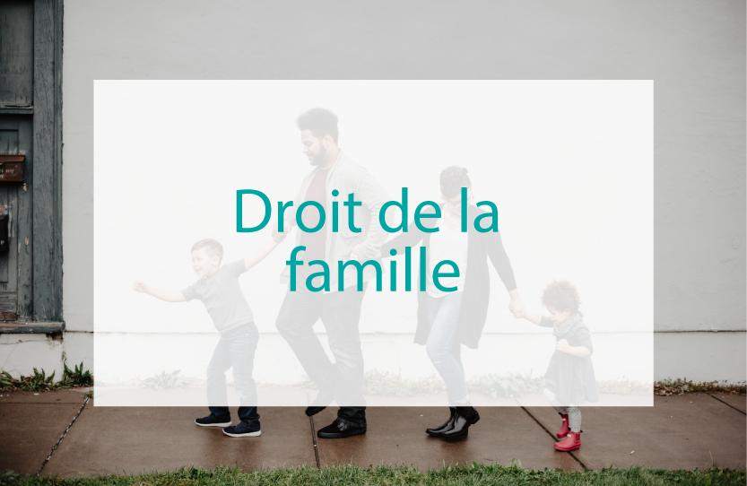 Le Cidff17 vous aide dans vos droits de la famille